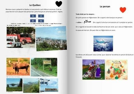 Académie Orléans-Tours. Groupe LV 41 Une année d'éveil aux langues : un portfolio numérique en maternelle. | Vie numérique  à l'école - Académie Orléans-Tours | Scoop.it