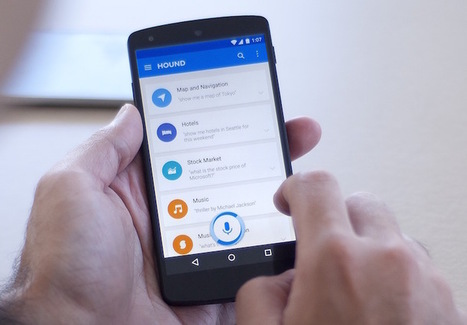 SoundHound Is Trying to Compete with Siri, Cortana, and Google Now…   MUSIC:ENTER   Scoop.it