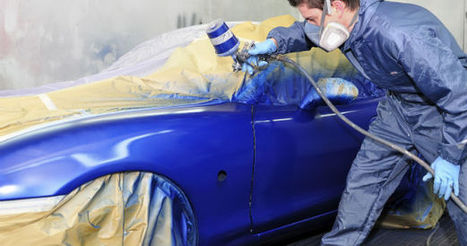 Auto restoration service is provided by Rockett 88 Custom Painting & Body | Rockett 88 Custom Painting & Body | Scoop.it
