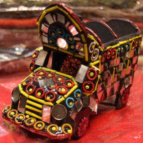 Gift Item: Traditional Truck – Handicraft | Handicrafts | Scoop.it