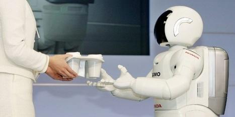 VIDEO : robots, bons à tout faire - Le Nouvel Observateur | Les robots domestiques | Scoop.it