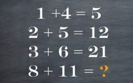 This maths problem has thousands of people baffled. Can you work it out?   Just imagine...   Scoop.it