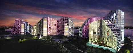 Luxury Apartments in Hadapsar Pune   Amanora Future Towers   Real Estate   Scoop.it