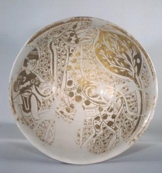 Plato con jirafa   Cultura Islámica desde la Antigüedad   Scoop.it
