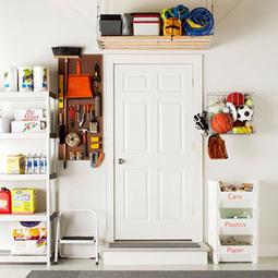 Ideas for Garage Organization & Storage | Best Home Organizing Tips | Scoop.it