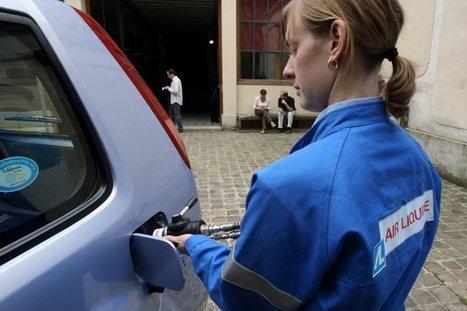 La voiture à hydrogène, véhicule du futur ? | Air Liquide Mobilité Hydrogène | Scoop.it