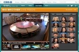 I numeri in crescita dei Big Brother Live Feeds: come customizzare l'esperienza televisiva   Social TV: we live on .it   Scoop.it