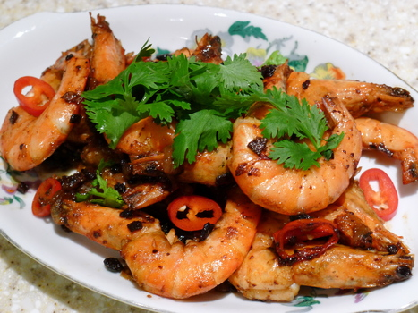 Shrimps: Healthy and Tasty Decapods | Nutrition our body & health | Scoop.it