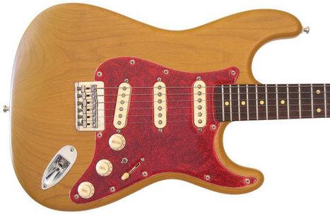 Mod Garage: Riptide Stratocaster Wiring | Stratocaster | Scoop.it