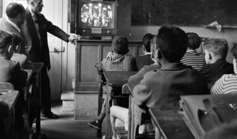 Classroom tech: A history of hype and disappointment | Educational Technology Tools | Scoop.it