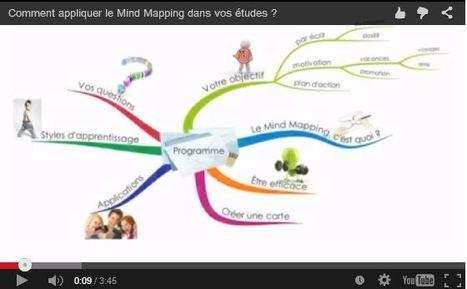 Vidéo 5 : Comment appliquer le Mind Mapping dans vos études ? | Mind Mapping (et autres techniques similaires) | Scoop.it