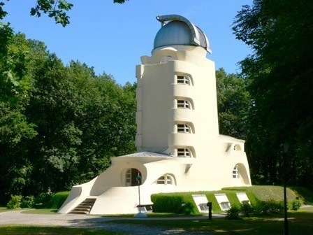 German EXPRESSIONIST architecture : The Einstein Tower / Erich Mendelsohn - AD Classics | The Architecture of the City | Scoop.it