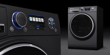 Los electrodomésticos inteligentes llegan a casa | tecno4 | Scoop.it