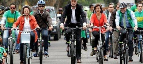Habrá día sin carro al mes para todos los funcionarios del Distrito en Bogotá   POR BOGOTA   Scoop.it