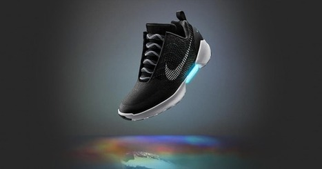 The Legendary Self-Lacing Shoes Have Finally Become a Reality | Psychology and Health | Scoop.it