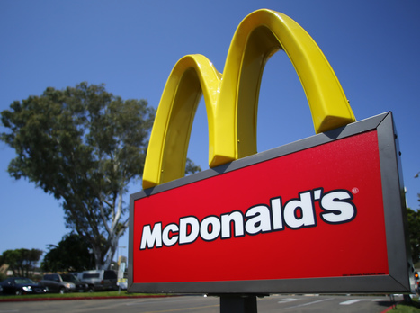 """I'm Lovin' It"": Fast-Food Logos 'Imprinted' in Children's Brains, Study Says 