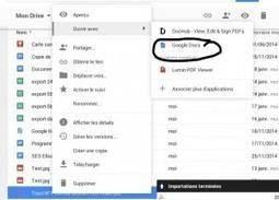 Comment faire de Google Drive un outil OCR - Les Outils Google | TICE. CDI du LP Clément Ader | Scoop.it