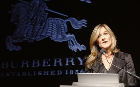 Women can't do it all, says Burberry chief executive Angela Ahrendts - Telegraph | Interests - news, sports, travel, etc. - Articles and updates that I enjoy keeping involved with. | Scoop.it