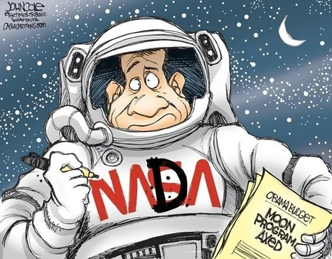 """Obama's """"Muslim Self-Esteem"""" NASA in Complete Disarray - FrontPage Magazine 