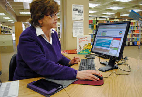 Area libraries offer catalog of e-books - Amarillo.com | ebooks & school libraries ... where are we going? | Scoop.it