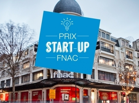 #Innovation : La FnacPro organise un concours de startups ouvert ... - Maddyness | Business & Innovation | Scoop.it