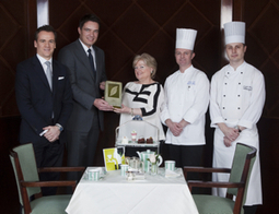 UK Tea Council - Claridge's named as London's Top Afternoon Tea Place for 2011 | Claridges Hotel London | Scoop.it