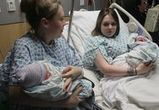 "Twin mothers in Ohio give birth the same day | Buffy Hamilton's Unquiet Commonplace ""Book"" 