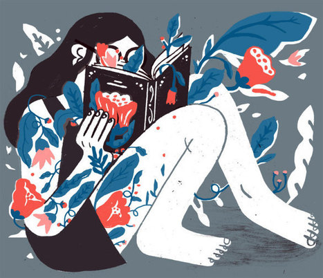 Can Reading Make You Happier? | The History and Future of Reading | Scoop.it