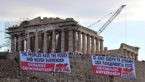 TODOS pasan de Grecia... pero detrás de Grecia vamos los demás... más bajadas de salarios y pensiones | La razón no me ha enseñado nada. Todo lo que yo sé me ha sido dado por el corazón. L. Tolstoi | Scoop.it