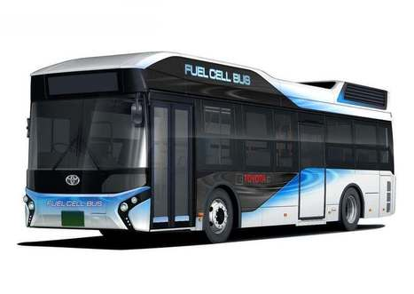 Toyota Fuel Cell Bus goes on sale next year | carsalesbay.co.uk ----- Used car sale UK ------    Sell your car online FREE | Scoop.it