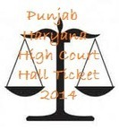 Punjab Haryana High Court Hall Ticket 2014 Download Admit card | Careerit | Scoop.it