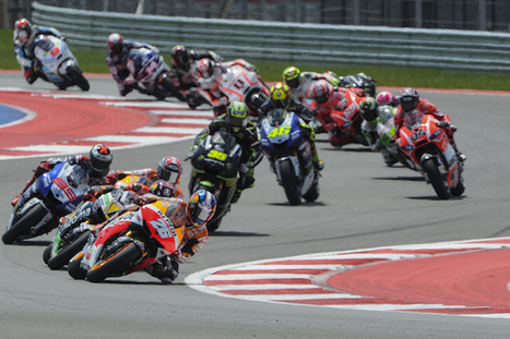Roll Like a VIP with a MotoGP Paddock Pass from Circuit of The Americas | Ductalk Ducati News | Scoop.it