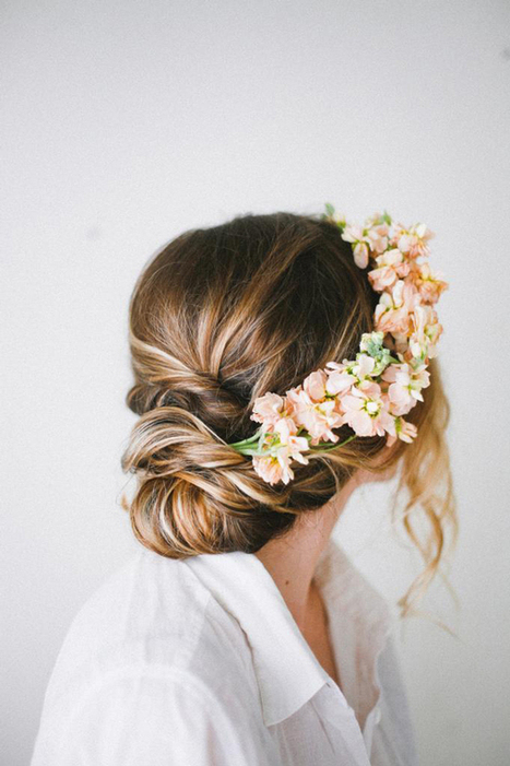 Five Fresh Floral Trends For 2014 Weddings, As Told By One Of Our Favourite Florists! | Life Upon | Weddings & Events | Scoop.it