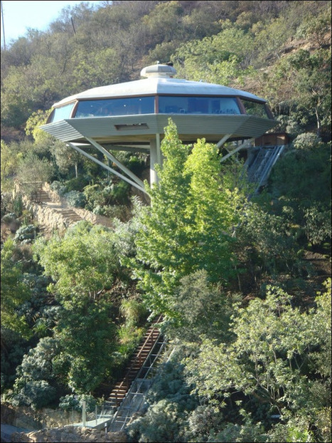 8 Unique UFO Shaped Buildings | Strange days indeed... | Scoop.it