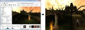 CopperLicht - JavaScript 3D Engine using WebGL | opencl, opengl, webcl, webgl | Scoop.it