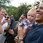 Photos: Funny and awkward moments from the 2012 campaign trail   Sports Photography   Scoop.it