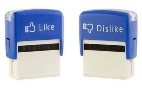 Facebook: Mark Zuckerberg n'aime vraiment pas le bouton «J'aime pas» | social networking | Scoop.it