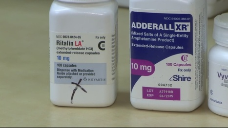 Newer ADHD Medications Formulated to Reduce Risk of Abuse - WSAW | Mental Illnesses | Scoop.it