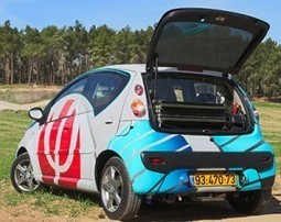 New Aluminum-Air Battery Powered Car Travels 1,800 Miles Without a Recharge   World Future Society   Energy Innovation   Scoop.it