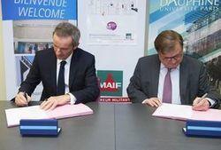Maif inaugure une Chaire de confiance à Paris Dauphine | Stratégie Digitale Assurance | Scoop.it