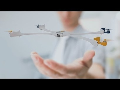 This Wearable And Flying Camera Is Your Best Travel Buddy For Snapping Photos - Daily Art | Chasing the Future | Scoop.it