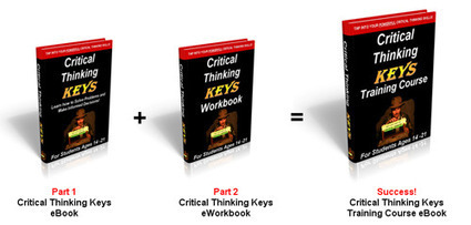 Critical Thinking Keys   Teaching Critical Thinking   Scoop.it