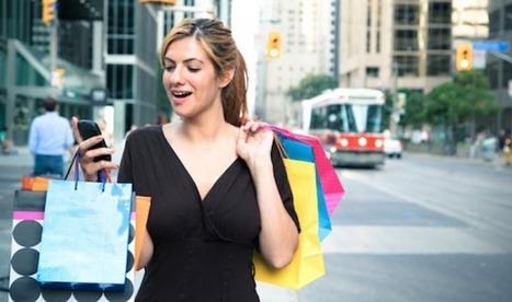 L'impact des publicités mobiles sur les ventes en magasin - #Arobasenet.com | Web to Store | Scoop.it