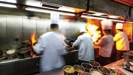 40 percent of restaurant workers live in near poverty | @FoodMeditations Time | Scoop.it