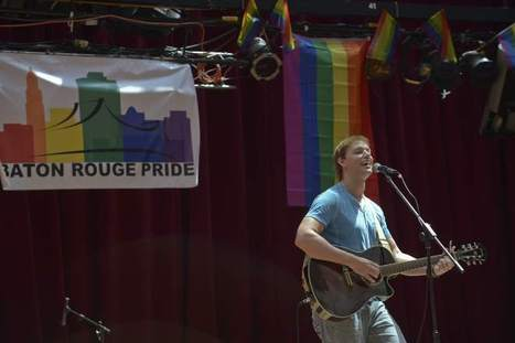 """Gay community hopeful for future at BR Pride Festival 