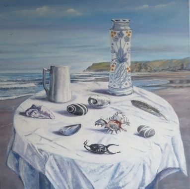 Artwork: Sea Things and Ceramics. £485 - Open House Art | Art - Crafts - Design | Scoop.it