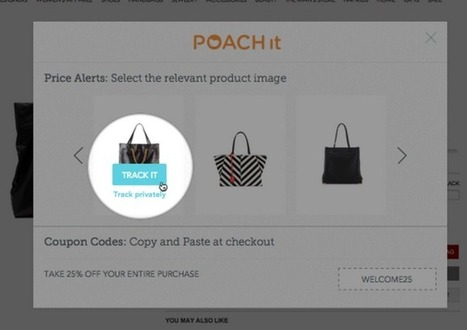 Smart Shopping Tool PoachIt Scores An Additional $1.8 Million | Startup Digital & Innovation | Scoop.it