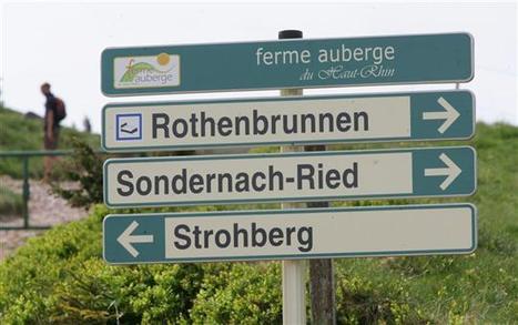 Fermes-Auberges en Alsace : Quoi de neuf, là-haut sur la montagne ? - L'Alsace   Agritourisme et gastronomie   Scoop.it