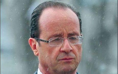 L'affiche choc de l'UMP pour le 1er anniversaire de Hollande à l'Elysée | Politiscreen | Scoop.it