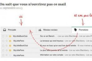 "Onglet ""Promotions"" de Gmail : les marques doivent-elles s'inquiéter ? 